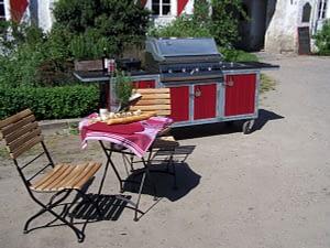 Unsere mobilen Gartenküchen 1