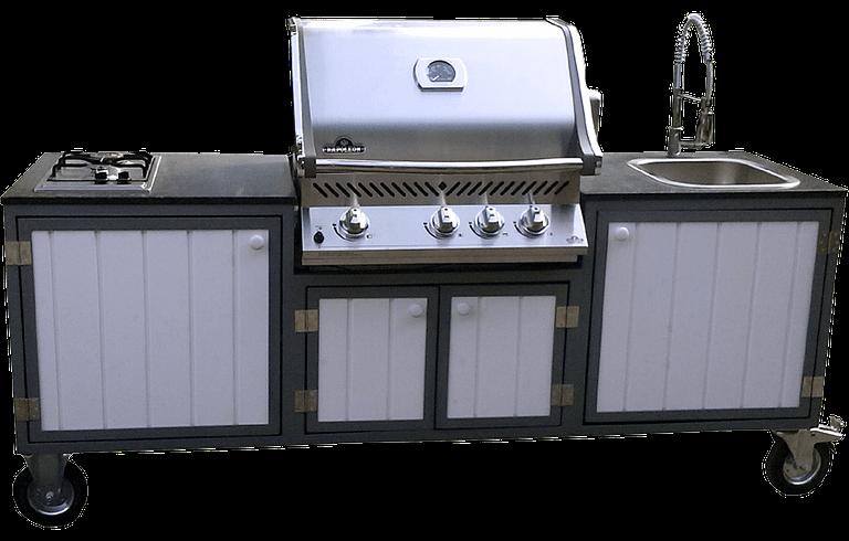Outdoor Küche Gartenküche Iron