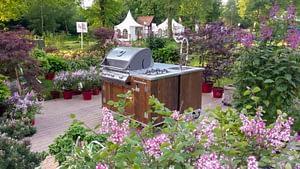 Unsere mobilen Gartenküchen 8