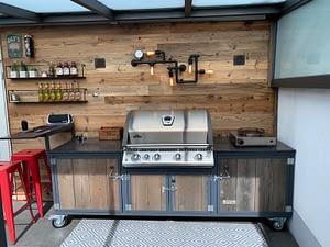 Unsere mobilen Gartenküchen 7