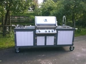 Unsere mobilen Gartenküchen 6