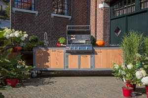 Unsere mobilen Gartenküchen 10